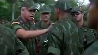 Vida de Recruta Fuzileiro Naval Brasileiro.
