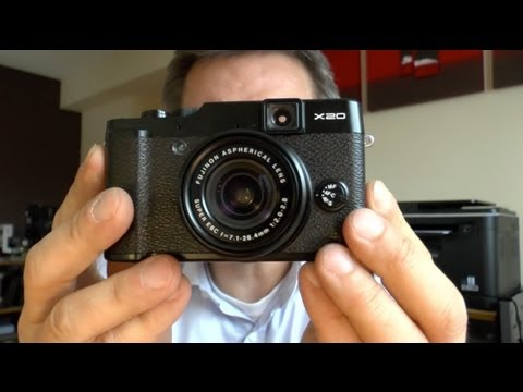Two Fuji X20 In Depth Reviews