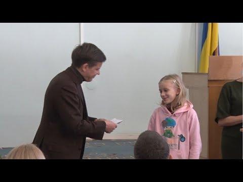 Стипендії міського голови отримала талановита житомирська молодь