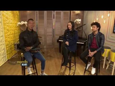 Expresso Interview with Elsubie Verlinden and Gino Lee