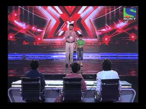 X Factor India - Amit Gupta soothingly sings Surmayee Ankhiyon Mein - X Factor India - Episode 4 -  1st June 2011