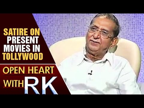 Gollapudi Maruthi Rao Satire On Present Movies In Tollywood
