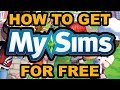 How To Get Mysims For Free 2018 Pc