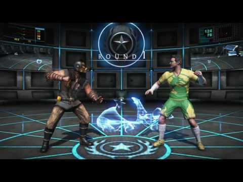 P.V.G.F. MKXL Online Casual Match MKRayden vs SuperVillian8