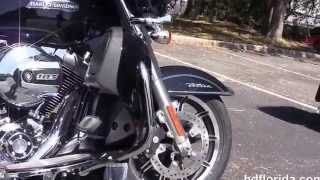 6. 2015 Harley Davidson Electra Glide Ultra Classic Motorcycles for sale in Florida