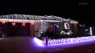 Shepparton Australia  city images : Darude - Sandstorm | Epic Christmas Lights in Shepparton, Australia