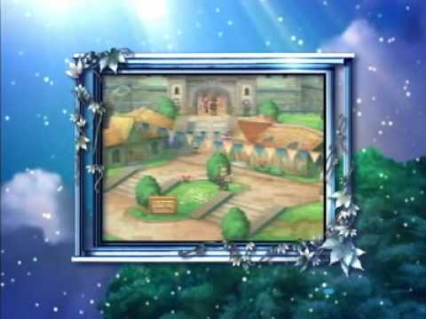 Dragon Quest 9 DS Gameplay Trailer
