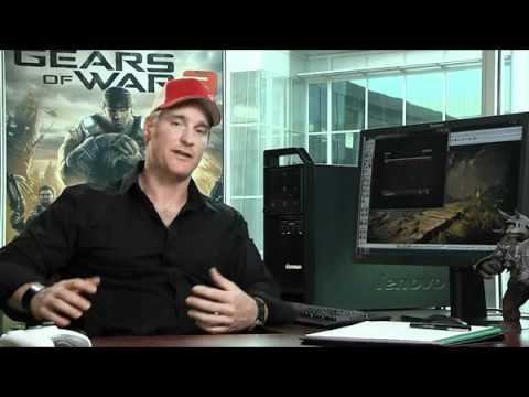 Epic Games uses Lenovo ThinkStation workstations
