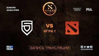 PENTA vs Final Tribe, DAC EU Qualifier, game 1 [CrystalMay]