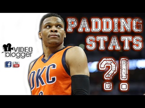 Is Russell Westbrook Padding His Rebound Stats?