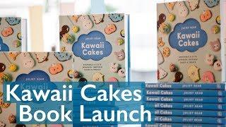 Kawaii Cakes Book Launch!