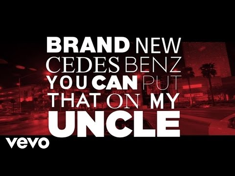 The-Dream  - Cedes Benz (Lyric Video)