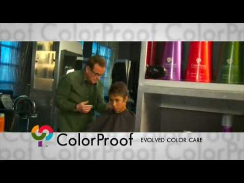 ColorProof Hair Products at Michael Anthony's Hair Salon
