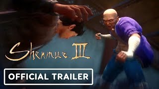 Shenmue 3 - Official Fighting & Mini Games Trailer - Gamescom 2019 by IGN