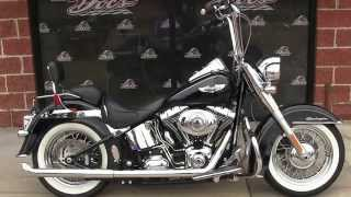 1. 2011 Harley-Davidson Softail Deluxe-5,586 Miles-ONLY $16,995!!