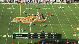 Joseph Randle vs Baylor (2011)