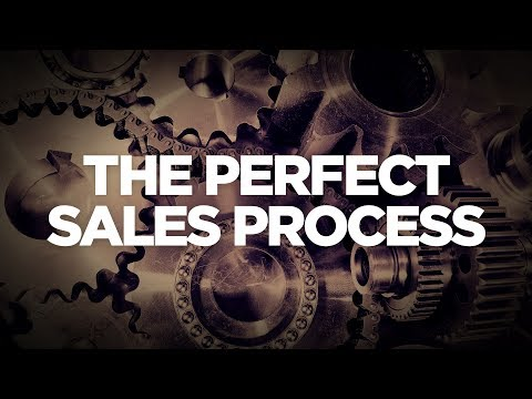 The Perfect Sales Process - Young Hustlers