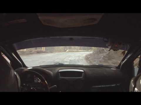 Csomós Miklós-Nagy Attila HELL 23. Miskolc Rallye ( Gy6 ) Mályinka - Garadna