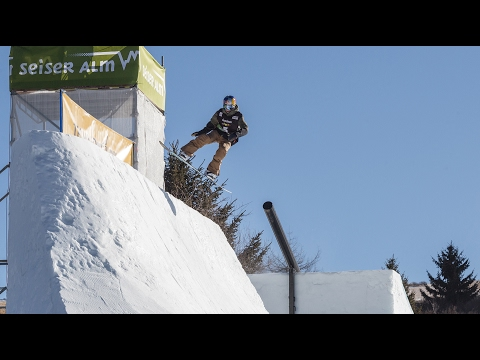 FIS Slopestyle Worldcup Seiser Alm