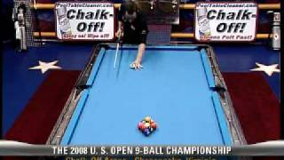 Billiard Club Network Presents: The U.S. Open 9-Ball Championship: Immonen Vs. Kiamco
