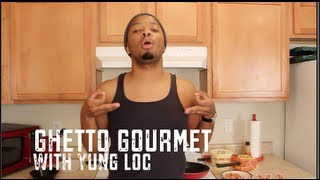 Ghetto Gourmet: Ramen Noodles