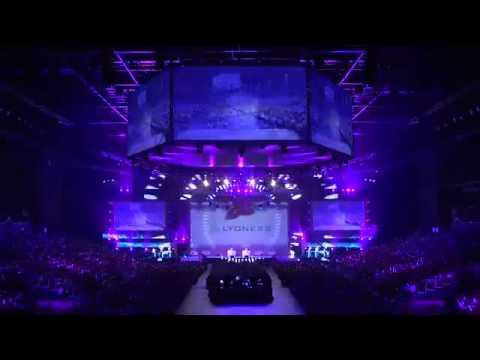 Lyoness Evento 2011 el Comienzo