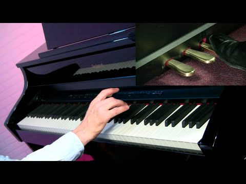 MusicRadar Basics: digital piano key action and pedals explained