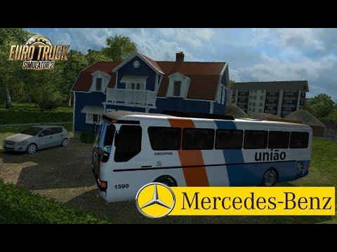 Mercedes Benz Monobloco O 371 1.27