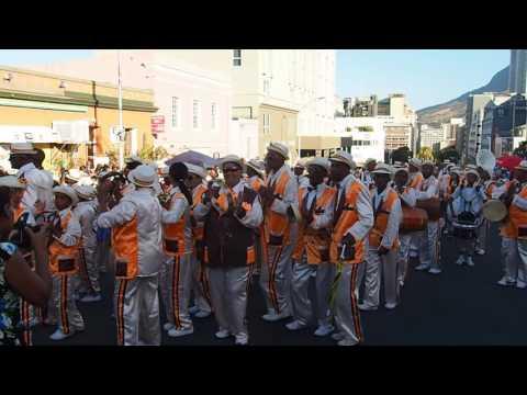 Cape minstrels parade Group 15 Spectacular Bishop Lavis