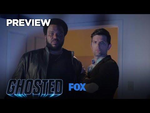 Ghosted Season 1 Teaser 'Case File #113'