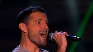 The Voice UK 2013 | Ricardo Afonso performs 'Hard To Handle' - Blind Auditions 5 - BBC One