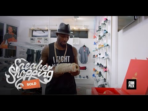 SNEAKER SHOPPING WITH DEZ