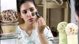 روعة بيوتي : روتين تنظيف الوجه لبشرة نقية