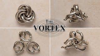 Incredible Complexity - The Cast Vortex by Hanayama