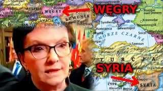 Żenada. Kopacz o granicy Węgiersko Syryjskiej.