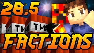 "Minecraft Factions ""BELLY BUSTING CANNON!!"" Episode 28.5 Factions w/ Preston and Woofless!"