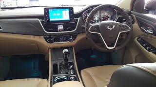 Download Video Wuling Cortez 1.8 AMT Luxury - Start Up, Lamp, MID, Head Unit, AC MP3 3GP MP4