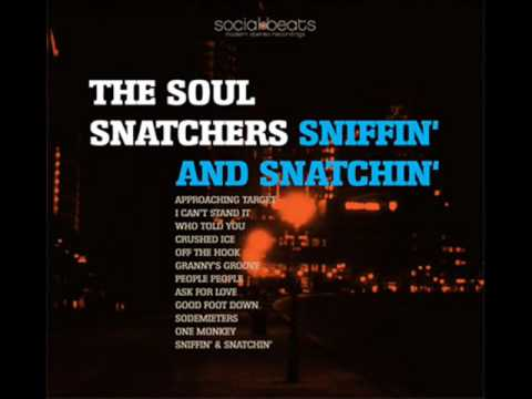 The Soul Snatchers - People People