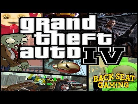GAMES - Joven steps into Lasercorn's very odd world in this week's episode. Lasercorn is commanding Joven through his mod-filled world of GTA 4, and it is a sight to...