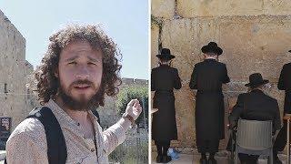 Video ¿Cómo es un día normal en JERUSALÉN? | Religión y conflicto | Israel - Palestina MP3, 3GP, MP4, WEBM, AVI, FLV Juni 2018