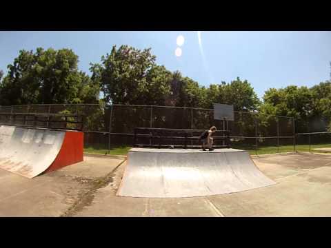 Skatepark Jump #1