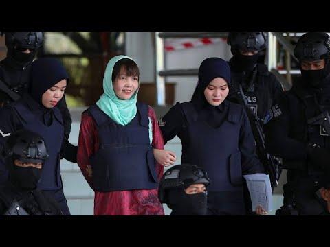 Malaysia: Mordanklage fallengelassen - keine Todesstrafe für Kim-Attentäterin
