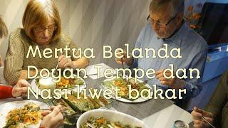 Video Mertua Belanda doyan Nasi Liwet    tempe Orek    Sunday MP3, 3GP, MP4, WEBM, AVI, FLV Maret 2019
