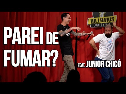 VIDA FITNESS feat.JUNIOR CHICÓ - NIL AGRA - STAND UP COMEDY