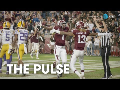 "The Pulse: Texas A&M Football | ""How 'Bout Them Aggies"" 