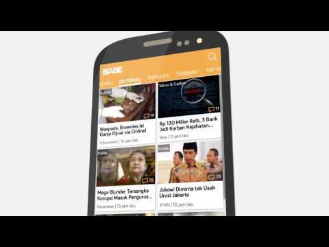 Video of BaBe - Baca Berita Indonesia