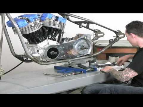 How To Build A Custom Chopper Part 2