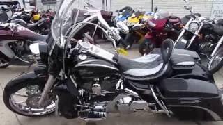 9. 2005 Harley Davidson Road King Custom FLHRi U3190
