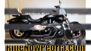 6. 2010 Harley-Davidson VRSC Night Rod Special - Walkaround, Info
