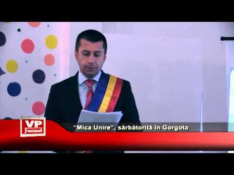 """""""Mica Unire"""", sărbătorită în Gorgota"""